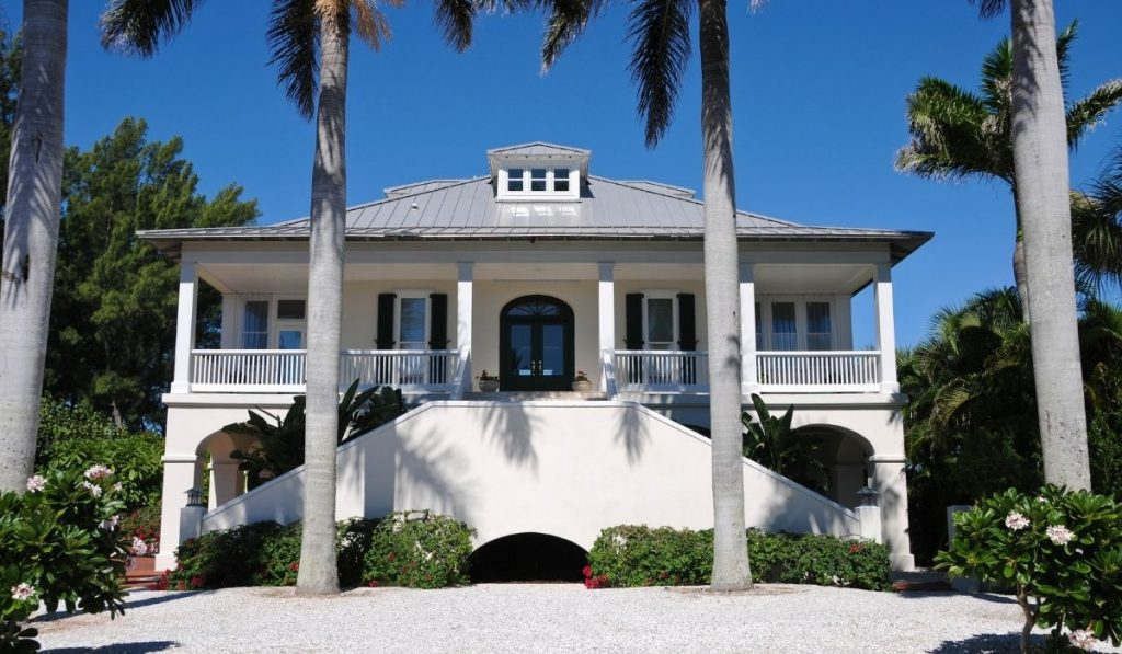 Two Story Beach House